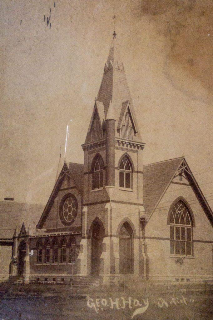 First Christian Church (1891) - Taylor, TX